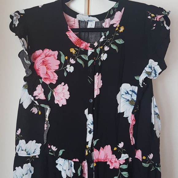 Midi floral summer dress from Old Navy size xl